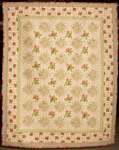 """""""Language of Love"""" pieced by Harriet Harless.  Long-arm Quilter: Dorcas Quilters"""