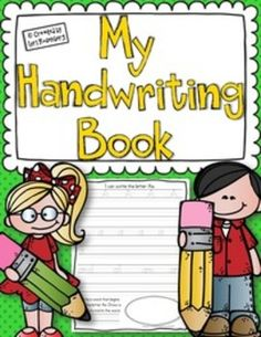 Give your students a chance to develop and perfect their handwriting skills with this cute handwriting booklet. This booklet combines handwriting AND high frequency word practice.Here is what's included:Directions on how to use the bookletTwo different versions of a cover (in color and black and white)Two different alphabet chartsHandwriting practice pages for the entire alphabet.