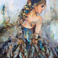 Céline Brossard Celine, Art Photography, Princess Zelda, Pretty, Painting, Fictional Characters, Image, Favorite Things, Paint