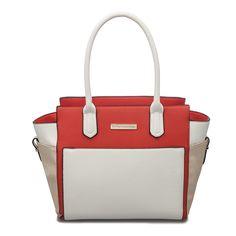 Tangerine Ava Satchel: Heads will turn, shop this lovely #handbag today!