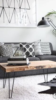 How To Make a Small Living Room Look Bigger - Tiny space? Suffer no more: Here . How To Make a Small Living Room Look Bigger - Tiny space? Suffer no more: Here are all our favorite hacks for making your small living room feel - room decor Interior Design Minimalist, Scandinavian Interior Design, Scandinavian Living, Modern Minimalist, Minimalist Decor, Minimalist Furniture, Interior Modern, Minimalist Bedroom, Modern Design