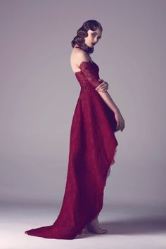 Fadwa Baalbaki Couture Spring/Summer 2015 Collection