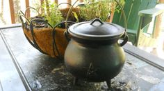 Items similar to Cast Iron Witches Cauldron with feet, raised Pentacle . Handle and Lid . Treaury item On Sale was 65 on Etsy Wiccan, Magick, Pagan, Toil And Trouble, Witches Cauldron, Natural Medicine, Hearth, Mysterious, Cast Iron