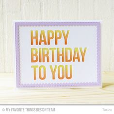STAMPARADISE: Sending Birthday Bear Hugs - MFT July New Product Launch