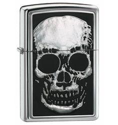Black & White Skull Zippo!