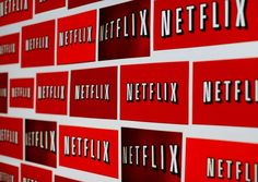 The Netflix logo is shown in this illustration photograph in Encinitas, California on October 14, 2014.