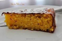 Ricas Receitas: Bolo de Milho e Côco | Corn and Coconut Cake