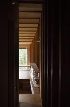 House At The Mountain, Kitasaku District, 2008   Miurashin Architect +  Associates