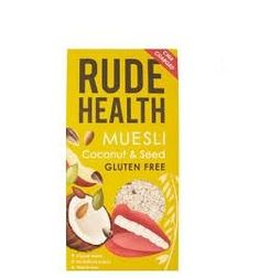 Rude Health The Classic Gluten Free Muesli 500g