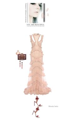 """""""No amount of beauty will ever be as valuable as a beautiful heart"""" by blonde-bedu ❤ liked on Polyvore featuring Alexander McQueen, Paco Rabanne, Lolita Lorenzo, women's clothing, women, female, woman, misses and juniors"""