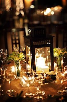 Bride Ideas - Wedding Planning with Preston Bailey | Rehearsal Dinner Table Decor