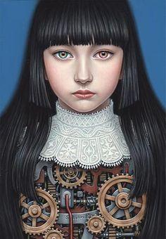 """""""Awake-Ayano"""" by Shiori Matsumoto - 2012"""