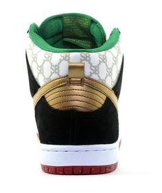 "Black Sheep x Nike SB Dunk High ""Gucci"" - Release Date - SneakerNews.com"