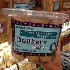 Trader Joe's Dunkers