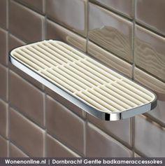 Accessorize your #Bathroom  Dornbracht presenteert Gentle #badkamer accessoires.