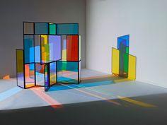Folding screen by Camilla Richter