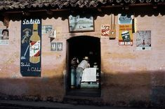 Shopfront, Guatemala by Estate of Fred Herzog Color Photography, Street Photography, Landscape Photography, Mary Pratt, David Hockney, List Of Artists, Documentary Photography, Sculpture Art, Contemporary Art