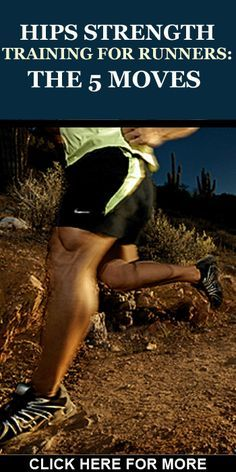 Top 6 hip strengthening exercises – A Hip abductor Workout For more tips on hip strength training for runners, go to: www. Cardio Training, Triathlon Training, Half Marathon Training, Running Training, Running Tips, Cross Training, Running Humor, Trail Running, Fell Running