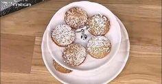 ΥΛΙΚΑ  300 γρ. αλεύρι  1 πρέζα αλάτι  270 γρ. βούτυρο  Εκχύλισμα βανίλιας  ½ κ.σ. κανέλα  1 κουτί καραμελωμένο ζαχαρούχο γάλα  100 γρ. άχνη ζάχαρη Shortbread, Scones, Tea Time, Cereal, Biscuits, Pancakes, Muffin, Treats, Cookies