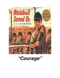 This is a character education packet for the book Baseball Saved Us. It explores the theme of courage in the book and ask students to apply it to . Teaching Character, Character Education, Sports Theme Classroom, Classroom Teacher, Reading Themes, 5th Grade Social Studies, Historical Fiction Books, Reading Strategies, School Counseling