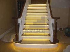 Bize Göre Ahşap merdiven Evin İçinde Bir Mobilyadır...