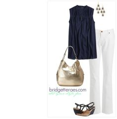 How to wear a summer tunic top