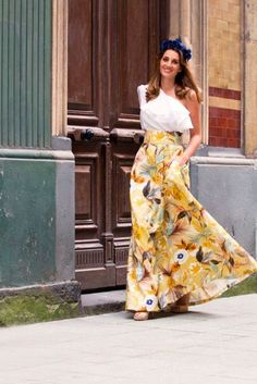 Ideas for dress wedding invitada vestidos Skirt Outfits, Dress Skirt, Dress Up, Looks Chic, Looks Style, Look Fashion, Fashion Outfits, Fiesta Outfit, Wedding Guest Style