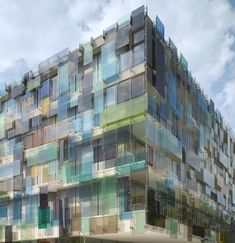 Glass and light within the façade: specialized glass systems | Architecture at Stylepark.      diener und diener