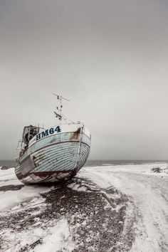 Fotokunst fra Thorup Strand
