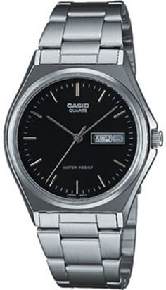Casio General Men's Watches Metal Fashion MTP-1240D-1ADF - WW: Watches: Amazon.com