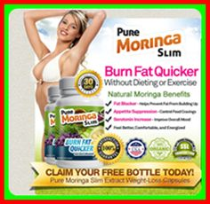 How to Reduce Weight with Moringa