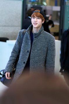 BTS Arrival at Incheon Airport From Fukuoka-Japan [150220]
