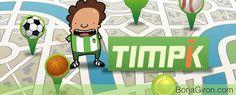 Timpik, la app para hacer deporte donde quieras http://blgs.co/kBbO2C