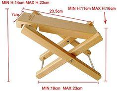 Amazon Com Relaxx Toilet Stool Folding Bamboo Squat