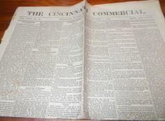 Boodschap overbrengen door middel van het gebruik maken van de krant.