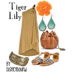 Tiger Lily (Peter Pan)