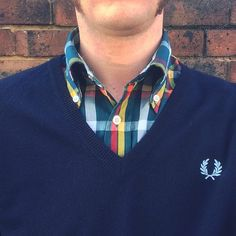 Brutus + Fred Perry