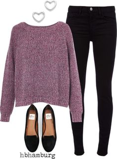 """""""No. 162 - Simply comfy"""" by hbhamburg ❤ liked on Polyvore"""