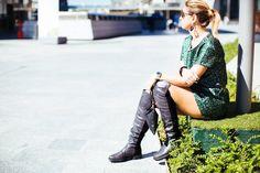 MFW day 6, minigonna e stivali sopra il ginocchio - http://www.2fashionsisters.com/mfw-minigonna-stivali-sopra-il-ginocchio/ - 2 Fashion Sisters Fashion Blog - #FabrianoBoutique, #Imperfect, #Minigonna, #NRRapisardi, #Stivali, #StivaliSopraAlGinocchio, #Zoppini