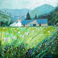 Deborah Phillips ~ Good Grazing nr Ballater