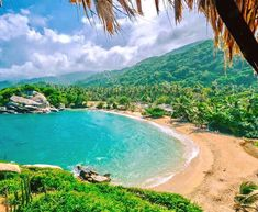 Colombia: 10 places to see that you didn't know exist. Tayrona National Natural Park, Tayrona National Park, Sierra Nevada, San Juan Beach, Snorkel, Colombia Travel, Lost City, Nice View, Cool Places To Visit