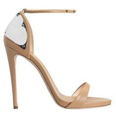 Minimalistic, Barely There Sandals - ShoeRazzi