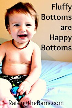 The Way We Do Things: Cloth Diapering - at RaisingtheBarrs.com - diapering three children for only a couple hundred dollars upfront cost!!