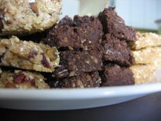 The Ultimate Energy Bar Formula recipe