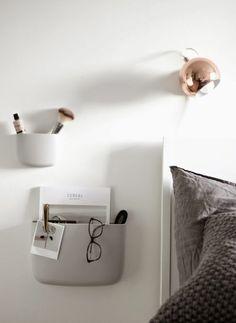 skandinavische Lampen und Accessoires fürs Schlafzimmer