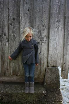 beautiful coat - kid fashion