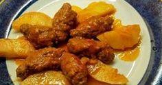 Ελληνικές συνταγές για νόστιμο, υγιεινό και οικονομικό φαγητό. Δοκιμάστε τες όλες Greek Cooking, Greek Recipes, Tandoori Chicken, Healthy Snacks, Food And Drink, Meat, Ethnic Recipes, Cookies, Cooking