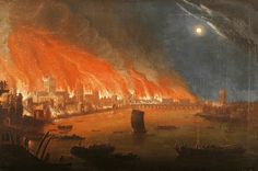 History Circle - The Great Fire of London