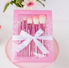 Glam Beauty Brush set♥