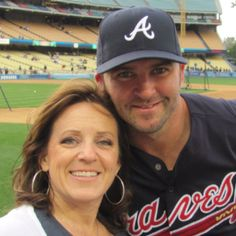 Go Braves Dan Uggla! I remember when he was a Saints player in the MINK league!